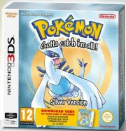 pokemon silver (code in a box) - nintendo 3ds