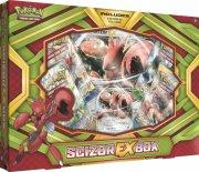 pokemon ex kort - scizor box - Brætspil