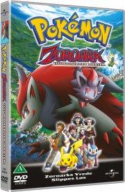 pokemon: zoroark illusionernes mester - DVD