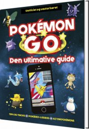 pokemon go - den ultimative guide - bog