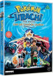 pokemon: jirachi wish maker - DVD
