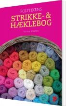 politikens strikke og hæklebog - bog
