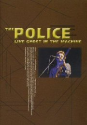 the police - ghost in the machine - live - DVD