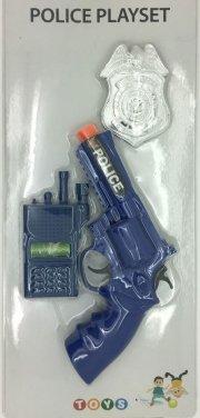 politi legetøj - Legetøjsvåben