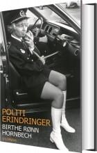 politierindringer - bog