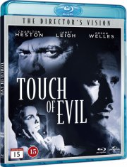 touch of evil - charlton heston - 1958 - Blu-Ray