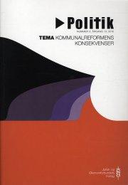 politik nr. 3-2010 - bog