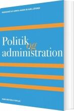 politik og administration - bog