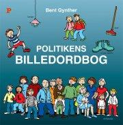 politikens billedordbog - bog