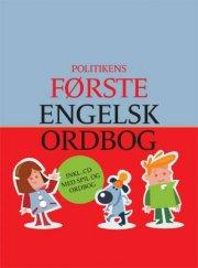 politikens første engelskordbog - bog