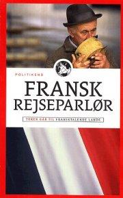 politikens fransk rejseparlør - bog