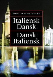 politikens italiensk-dansk, dansk-italiensk - bog