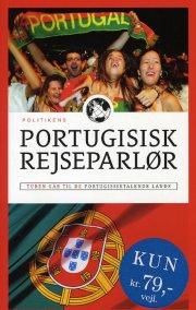 politikens portugisisk rejseparlør - bog