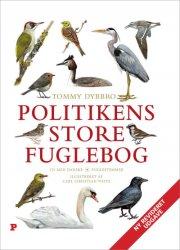 politikens store fuglebog - bog