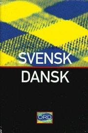 politikens svensk-dansk, dansk-svensk - bog