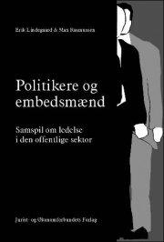 politikere og embedsmænd - bog