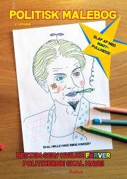 politisk malebog - bog