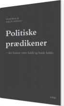 politiske prædikener - bog