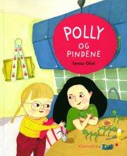 polly og pindene - bog