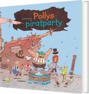 pollys piratparty - bog
