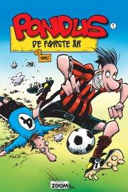 pondus 1: de første år - Tegneserie