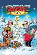 pondus: hvid jul - Tegneserie