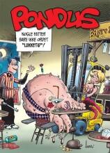 pondus: nogle fatter bare ikke ordet - Tegneserie