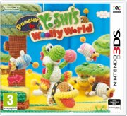 poochy and yoshi's wooly world - nintendo 3ds