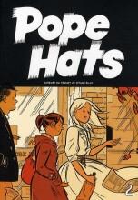 pope hats 2 - Tegneserie