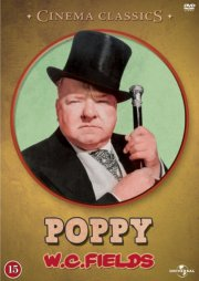 poppy w.c. fields - DVD
