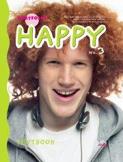 portfolio, happy no.3, textbook, 9.kl - bog