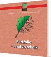portfolio - i natur og teknik - bog