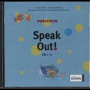 portfolio, speak out! 1-2 - CD Lydbog