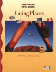 portfolio, topic books, going places - bog