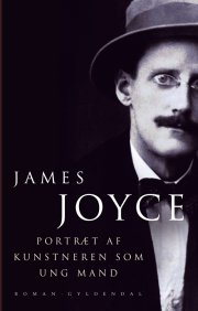 portræt af kunstneren som ung mand - bog