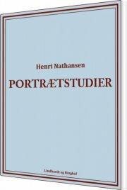 portrætstudier - bog