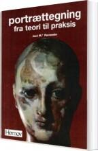 portrættegning - bog