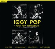 iggy pop - post pop depression: live at the royal albert hall  - Cd + Dvd