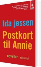postkort til annie - bog