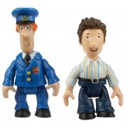 postmand per special posttjenesten figurer - per og ben - Figurer