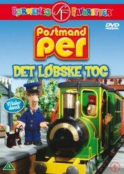 postmand per 18 - det løbske tog - DVD