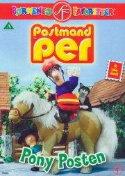 postmand per 24 - pony posten - DVD
