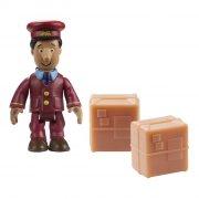 postmand per figur - ajay med pakker - Figurer