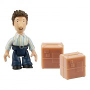 postmand per figur - ben taylor med kasser - Figurer