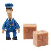 postmand per figur - per med kasser - Figurer