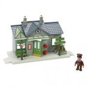 postmand per - grønnedal station - greendale station - Figurer