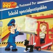 postmand per - iskold specialpostpakke - bog
