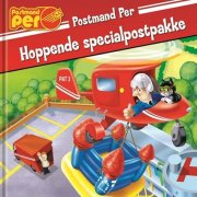 postmand per - hoppende specialpostpakke - bog
