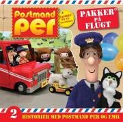postmand per - pakker på flugt - bog