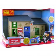 postmand per - postkontor - Figurer